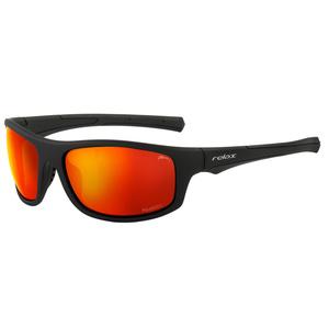 Sportowe przeciwsłoneczne okulary Relax żółć R5401F, Relax