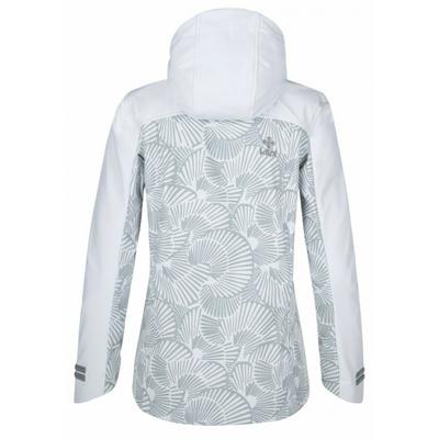Damska kurtka softshell Kilpi RAVIA-W biały, Kilpi