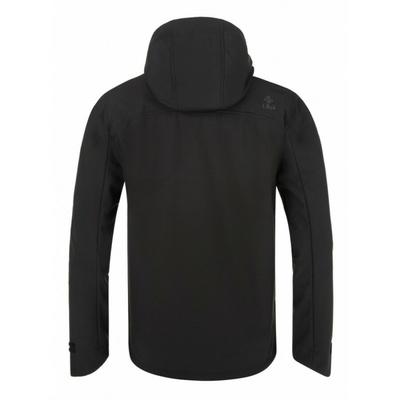 Softshell męski kurtka Kilpi RAVIO-M czarny, Kilpi