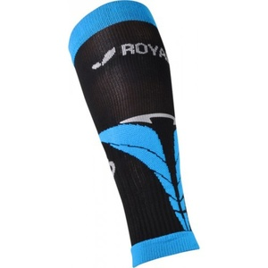 Kompresyjne łytkowe Ochraniacze na buty ROYAL BAY® Air Black/Blue 9588, ROYAL BAY®