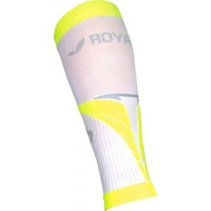 Kompresyjne łytkowe Ochraniacze na buty ROYAL BAY® Air White / Yellow 0188, ROYAL BAY®