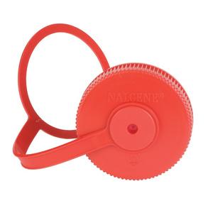 Zamienne czapka NALGENE Szerokie usta 63mm red, Nalgene
