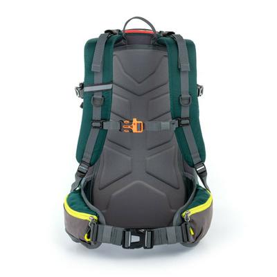 Freeride i plecak alpejski Kilpi RISE-U turkus, Kilpi