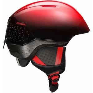Narciarska kask Rossignol Whoopee Impacts red RKIH505, Rossignol