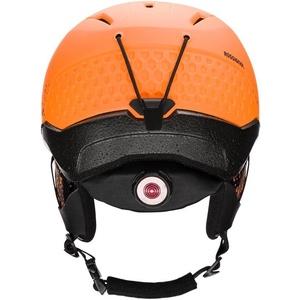 Narciarska kask Rossignol Whoopee Impacts lód pomarańczowy RKIH508, Rossignol