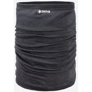 Merino szalik-komin Kama S03 110 czarny, Kama