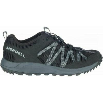 Męskie Botas outdoorowe Merrel l Wildwood Aerosport black, Merrel