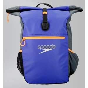 Plecak Speedo Team Rucksack III + AU GREY/BLUE 68-10382c299, Speedo