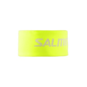 Opaska SALMING Run Thermal Headband Safety Yellow, Salming