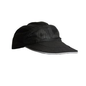 Czapka z daszkiem Salming Lite Running Cap Black, Salming