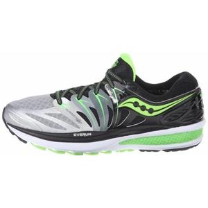 Męskie do biegania buty Saucony Hurricane ISO 2 Black / Srebrny / Slime, Saucony