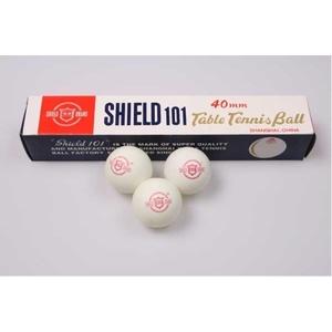 Piłki do stołowy tenis SHIELD 6ks, Shield