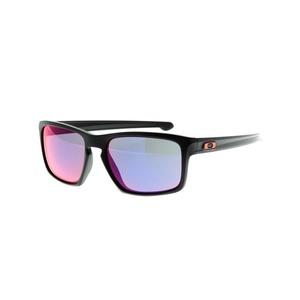 Przeciwsłoneczna okulary OAKLEY Drzazga Matte Black MM w /+ Red Ird OO9262-20, Oakley
