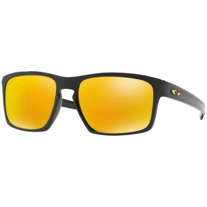 Przeciwsłoneczna okulary OAKLEY Drzazga VR46 Błyszczący Black w / fire Irid OO9262-27, Oakley