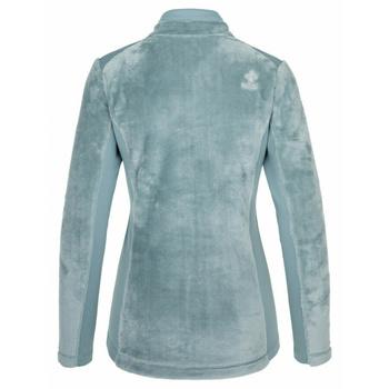 Ciepła bluza damska bez kaptura Kilpi SKATI-W jasnoniebieski, Kilpi