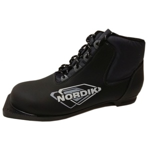 do biegania buty NN Skol Spine Nordic Black N75, Skol