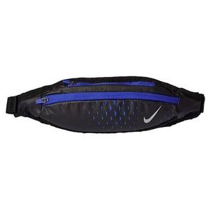 Saszetka do pasa Nike Small pojemność Waistpack Black/Paramount neuvedenobieski / Srebrny, Nike