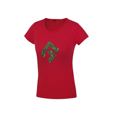 Koszulka Sonara Lady brick