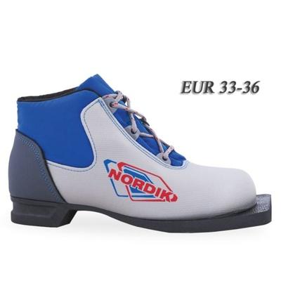 do biegania buty NN Skol Spine Nordic Black N75 light grey