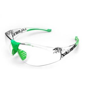 Okulary SALMING Split Vision Junior Przezroczysty / zielony, Salming