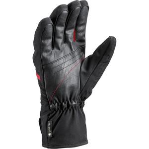 Narciarskie rękawice LEKI Spox GTX black/red, Leki