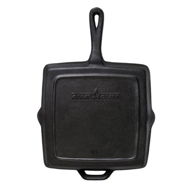 Żeliwne do grilowania patelnia Camp Chef 28x28 cm, Camp Chef