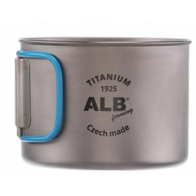 Kubek Alb Titan Pro 0,75L 0667, ALB