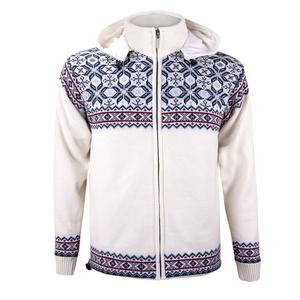 Sweter Kama 3095 101 naturalnie biała, Kama