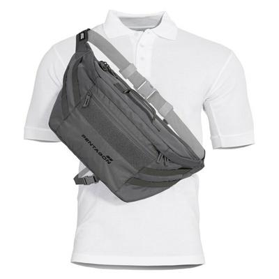 Telamon Pentagon® torba na ramię w kolorze wilczej szarości, Pentagon