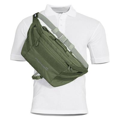 Telamon Pentagon® oliwkowa torba na ramię