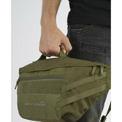 Telamon Pentagon® oliwkowa torba na ramię, Pentagon