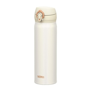 Przenośny termo kubek Thermos Motion SZKODA perłowy biała 130050, Thermos