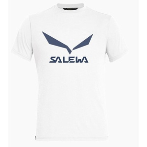 Koszulka Salewa SOLIDLOGO DRI-RELEASE M S/S TEE 27018-0060