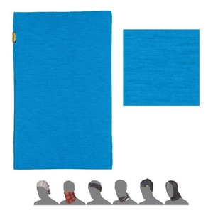 szalik Sensor TUBE MERINO WOOL niebieska 16200176, Sensor