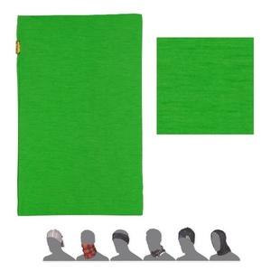 szalik Sensor TUBE MERINO WOOL zielony 16200177, Sensor