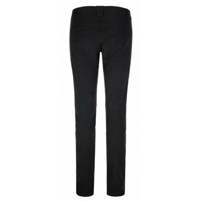 Damskie spodnie outdoorowe Kilpi UMBERTA-W czarny, Kilpi