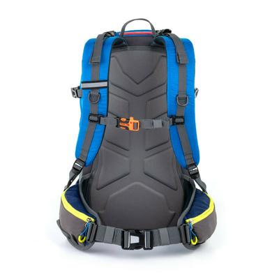 Freeride i plecak alpejski Kilpi RISE-U niebieski, Kilpi