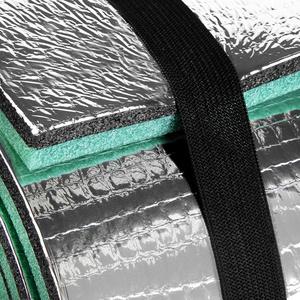 Mata samodmuchająca Spokey KODIAK 180x50 cm, zielony