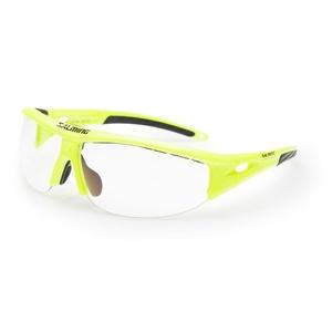 Okulary SALMING V1 Protec Okulary Senior Safety Yellow, Salming