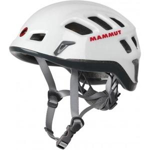 wspinaszkowy kask Mammut Rock Rider white-smoke  rozmiar 1, Mammut