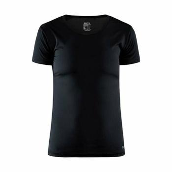 Damskie koszulka CRAFT CORE Dry 1910445-999000 czarny, Craft