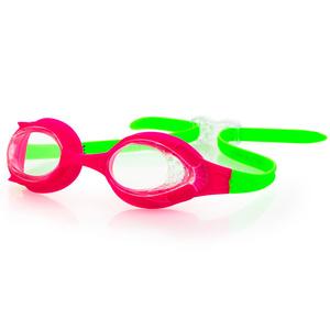 Dziecięce pływackie okulary Spokey Flippo rużowy, Spokey