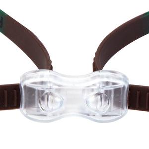 Dziecięce pływackie okulary Spokey Flippo czarne, Spokey