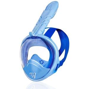 Dziecięca celoobličejová maska Spokey ZUMI JR niebieska, Spokey