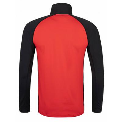 Męska koszula funkcyjna długi rękaw Kilpi WILLIE-M czerwony, Kilpi