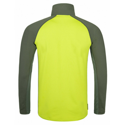 Męska koszula funkcyjna długi rękaw Kilpi WILLIE-M lekki Zielony, Kilpi