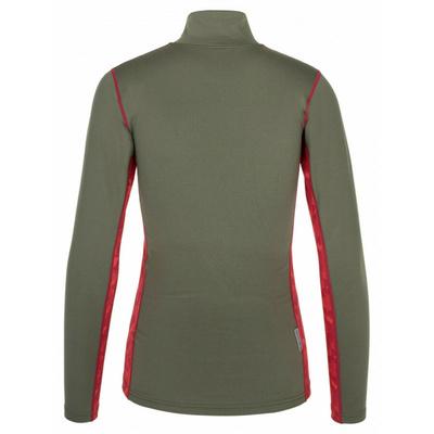 Funkcjonalne dla kobiet koszulka Kilpi WILLIE-W khaki, Kilpi
