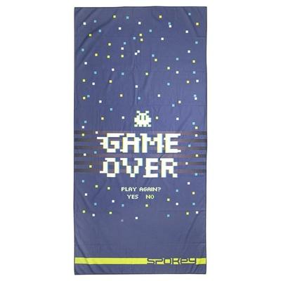 Ręcznik szybkoschnący Spokey GAME OVER, Spokey