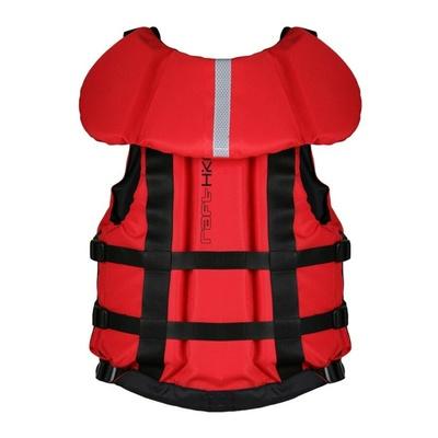 Kamizelka pływacka Hiko X-TREME RAFT czerwona, Hiko sport