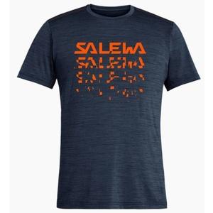 Koszulka Salewa Puez HYBRID 2 DRY M S/S TEE 27397-3986